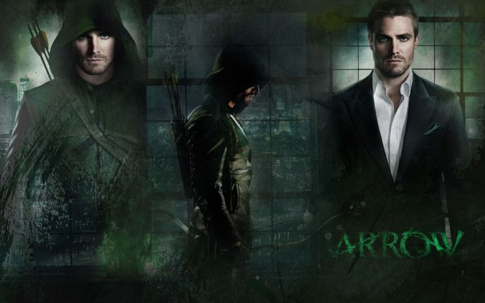 Haiku Review: Arrow (S5E20)